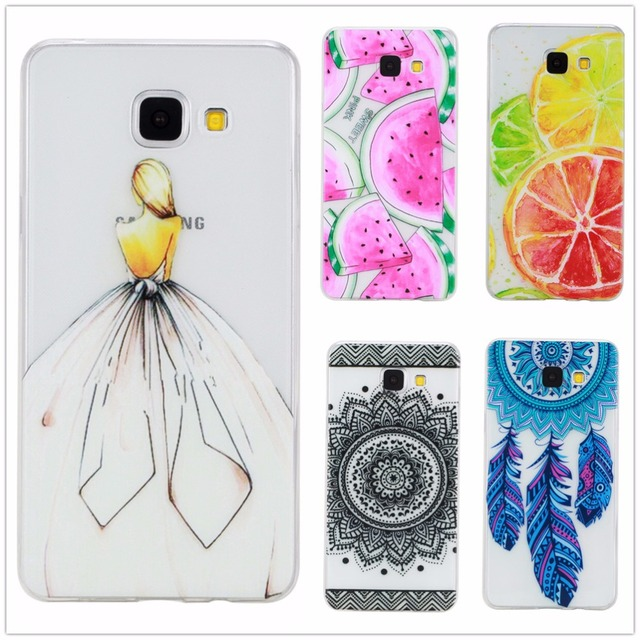 a263a2c5e7d For Coque Samsung A3 2016 Case Silicone TPU Back Phone Cover Case For Fundas  Samsung Galaxy