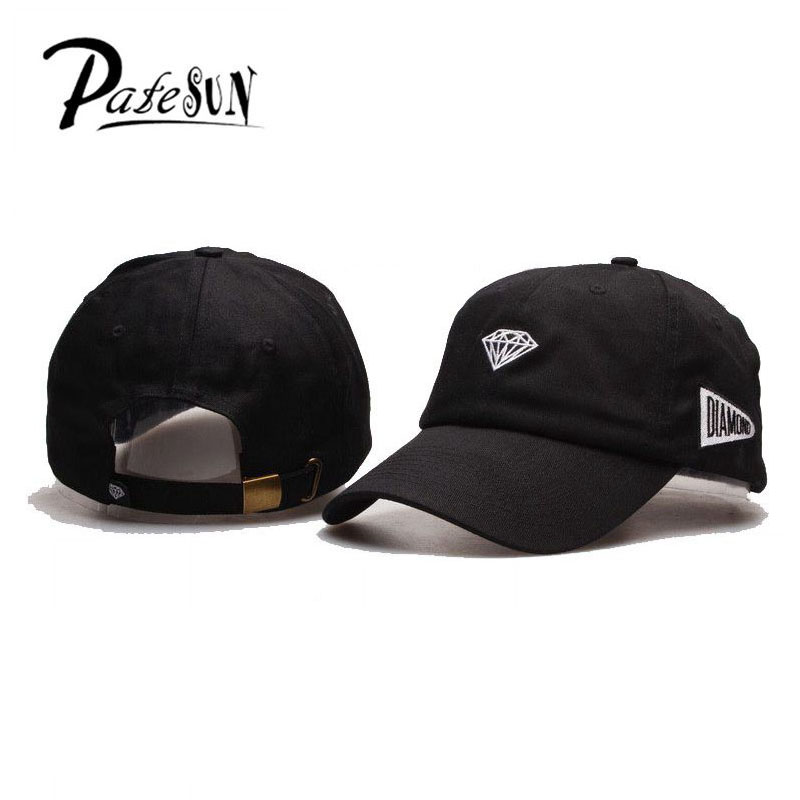 Diamonds Snapback Hat for Men Baseball Caps Women Man Hip Hop Adjustable Dad Hats Winter Fashion casquette gorras planas
