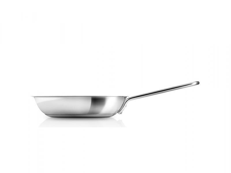 Frying Pan Eva Solo, Stainless Steel, 20 cm stainless steel multi purpose frying pan pot