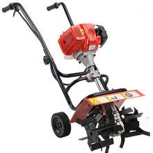Professional garden tools 52cc 1.9kw mini gasoline Tiller Garden mini Cultivator ,petrol cultivator