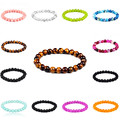 Obsidian Tiger Eye natural stones agate onyx beads bracelet jewelry pink crystal stone bracelets for women new year gifts 0740