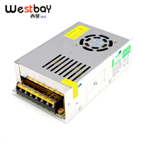 Free shipping New 12V 20.8A 250W Switching Power Supply Driver for LED Strip AC 170 240V Input to DC 12V