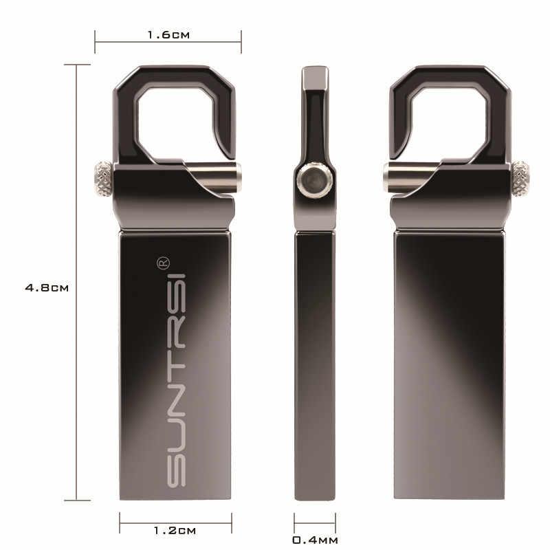Suntrsi USB Flash Drive 4 gb 8 gb 16 gb Pendrive Tốc Độ Cao USB2.0 32 gb USB Stick Năng Lực Thực Sự 64 gb Ổ Đĩa Flash Miễn Phí vận chuyển