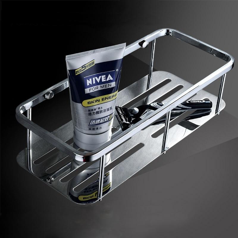 Bathroom sanitary ware stainless steel material mirror surface wall hanging basket towel racks aquanet акриловая ванна aquanet capri 170 110 l 155535