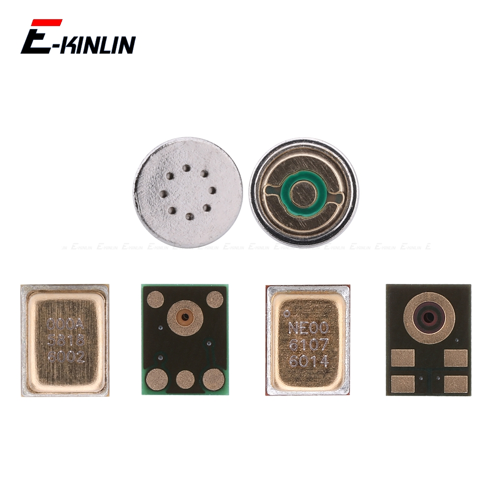 2pcs Speaker Microphone For HuaWei Nova 4 4e 3 3i 3e 2 2S 2i 2 Lite Plus Young 2017 Mic Inner Chip Replacement Parts