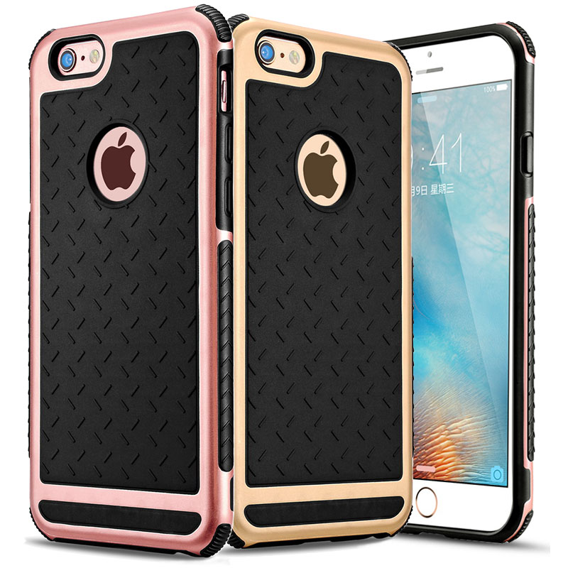 Silicone Case For iPhone 6 6S / 6 6S Plus / 5 5S SE Back Cover Shockproof Coque Capinha For Apple iPhone 6 S 5 SE Case Silicon