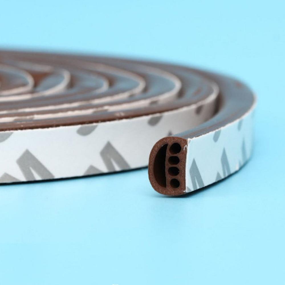 Main Entrance Door Seal Strip Self Adhesive Silicone Gasket Cushion 14 x 12mm 9 x 8mm Gap 8-11mm 3M Adhesive Odd White Brown aqua aqualon brown зимний 15m 0 12mm 8 40kg