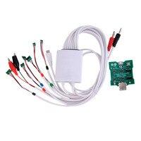 Питание ток Тесты кабель Батарея активации заряд доска для iphone4S/5S/6/6 S Plus телефон ремонт инструмента Наборы аксессуаров для телефонов