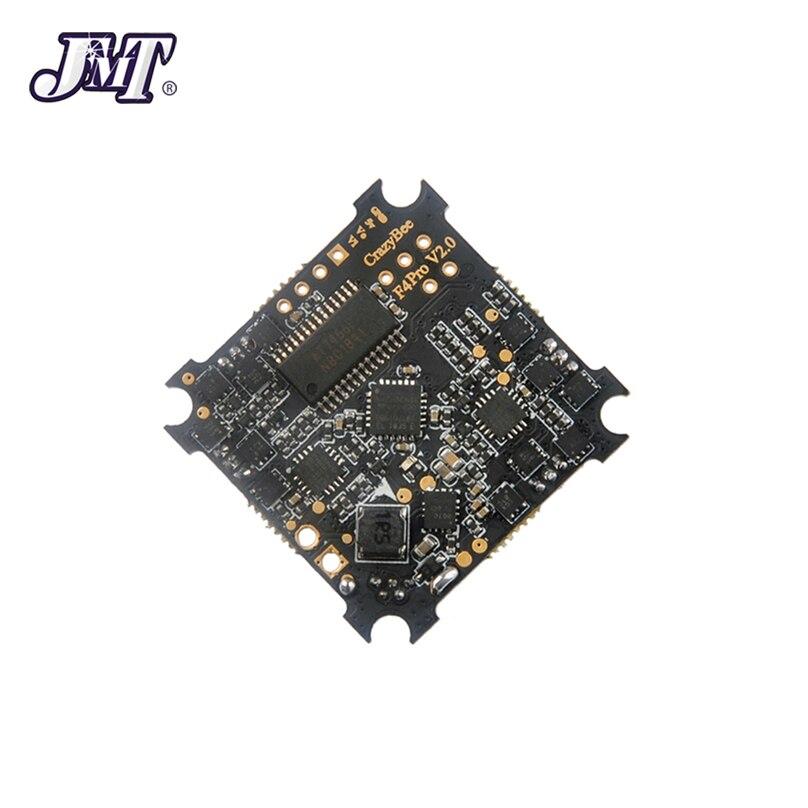 Crazybee F4 Pro V2.0 1-3S Compatible Flight Controller for Mobula7 HD Mobula 7 Internal Frsky/Flysky/DSM-X Receiver