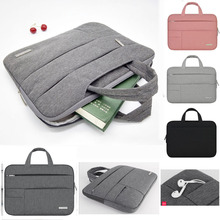 Nylon Men Women Portable Handbag 11 12 13 14 15.4 15.6 Laptop Bag Case For Xiaomi Apple Notebook Surface pro 3 4 5 laptop sleeve
