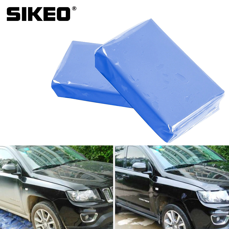 Fast Deliver 1pc 100g Car Clay Bar Cleaning Auto Blue Clay For Car Truck Cleaning Detailing For Cars Car Styling Cleaning Tools Automobiles & Motorcycles