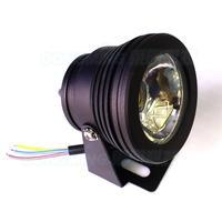HOT Product Black Body Waterproof IP68 Underwater Pool Lights Warm Cool White 12v Pool Lights Float