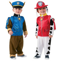Carnival Purim Costumes For Kids Party Cosplay Children Kid Patrol Dog Costume Cartoon Marshall Chase Mascot
