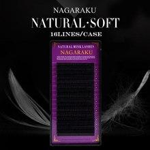 NAGARAKU  5 cases set,High quality mink eyelash extension,individual eyelashes,natural eyelashes,fake false eyelashes