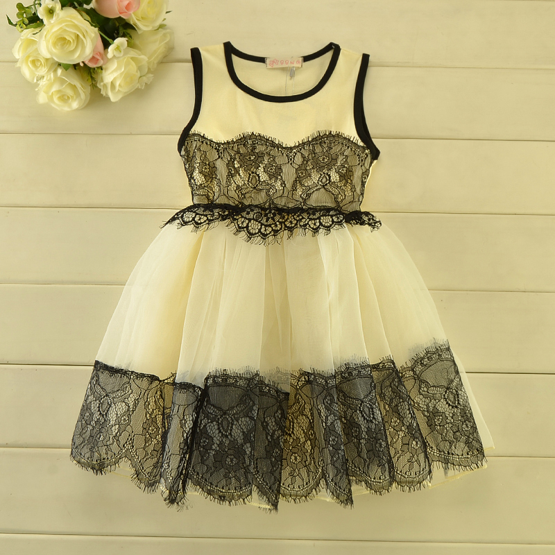 8ed2eee3d brand tutus girls lace dress vintage girl summer dress royal fashion ...