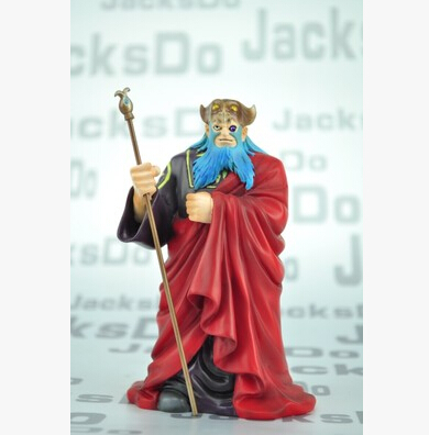Classic Jacksdo - Sacred lands wicked Chief of Staff evil armies silver Saint seiya Cloth Myth Collectable