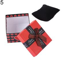 popular Bowknot Present Display Storage Gift Box Case for Watch Bracelet Bangle Jewelry