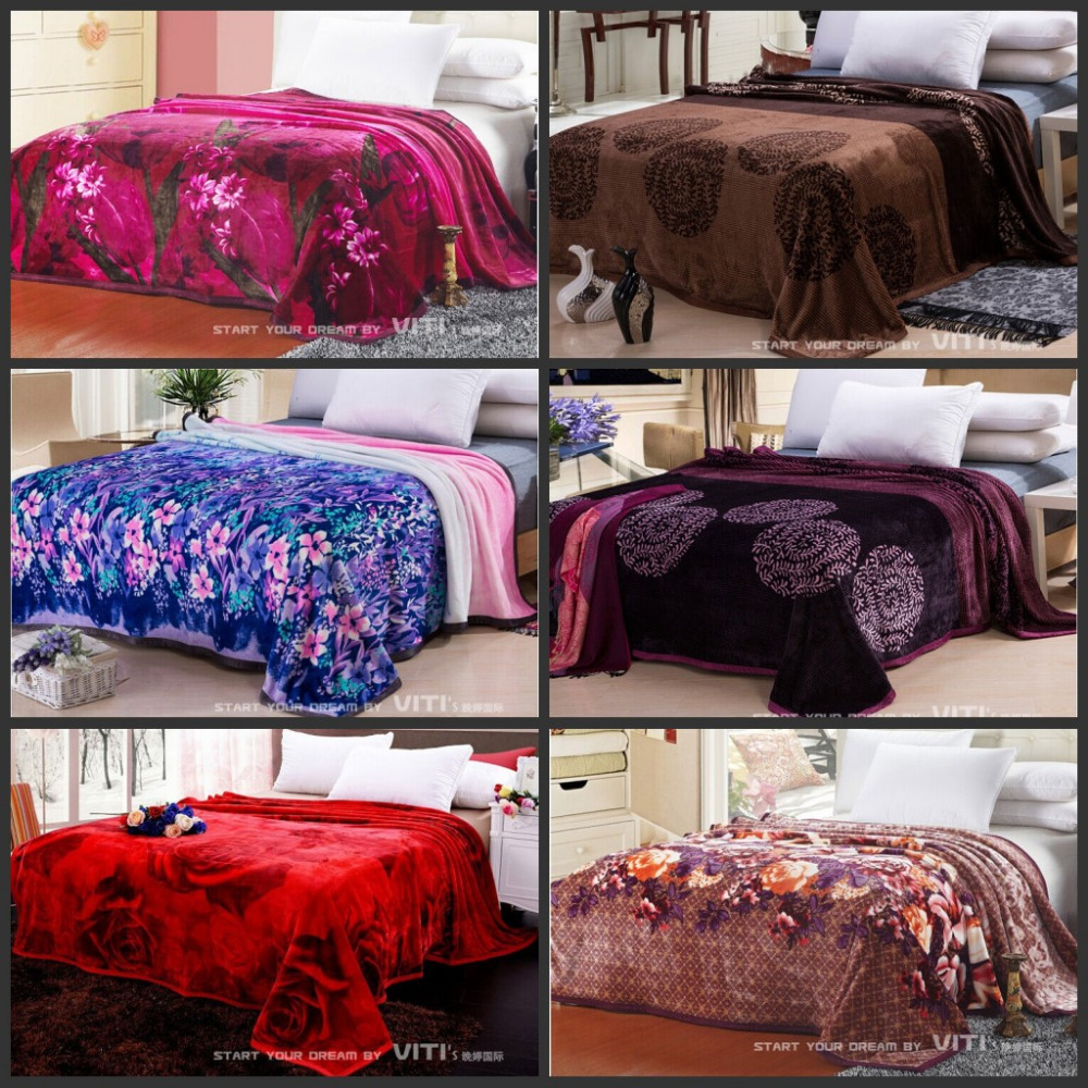230*200CM Spanish Super Cloud Cover Blanket Cloud Mink Cashmere Blankets  Flannel Blanket Sheets 13 Color. In Blankets From Home U0026 Garden On  Aliexpress.com ...