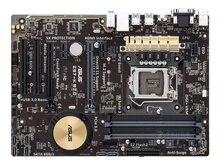 ASUS Z97-K R2.0 original motherboard LGA 1150 DDR3 i7 i5 i3 CPU 32G SATA3 USB2.0 UBS3.0 Z97 desktop motherboard Free shipping