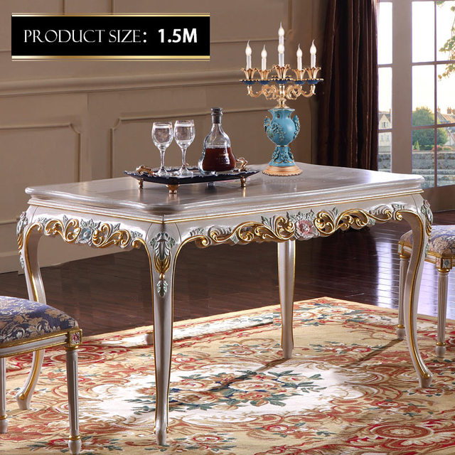 Antique Reproduction French Furniture French Furniture Table In