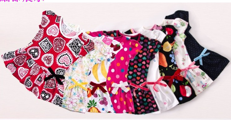 2015 Kidsdress Brand New Models Of Foreign Trade Children's Clothing Girls Summer Cotton Children Dress In Stock Free Shipping performance evaluation of foreign banks operating in india