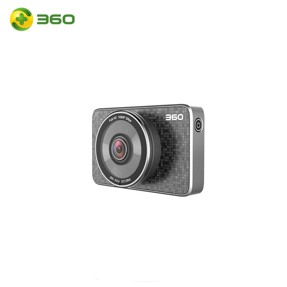 360 Dash Camera Drive Car DVR Recorder Full HD 1080P wifi Automatic loop recording Wide angle Packing monitor Video sharing Cam cu200 7 gps 3g car dvr камера ночного видения dash cam rearview mirror video recorder hd 1080p g sensor loop recording