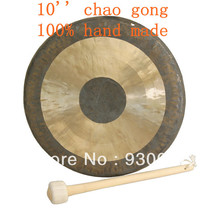 """100% hand made 10"""" chao gong,chinese traditional chao GONG"""