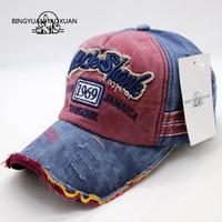 BINGYUANHAOXUAN 2017 Good Quality Brand Golf Cap For Men And Women Gorras Snapback Caps Baseball Caps