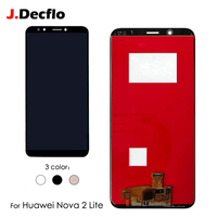 Original LCD Display For Huawei Nova 2 Lite LND L22 Touch Screen Glass Senor Digitizer No Frame Full Assembly Replacement Parts