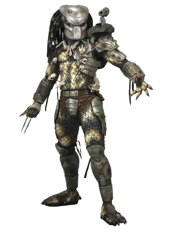 Image 2 - 20cm NECA Predator Series 8 Classic Predator Anniversary Jungle Hunter PVC Action Figure Model Toy for kids gifts-in Action & Toy Figures from Toys & Hobbies