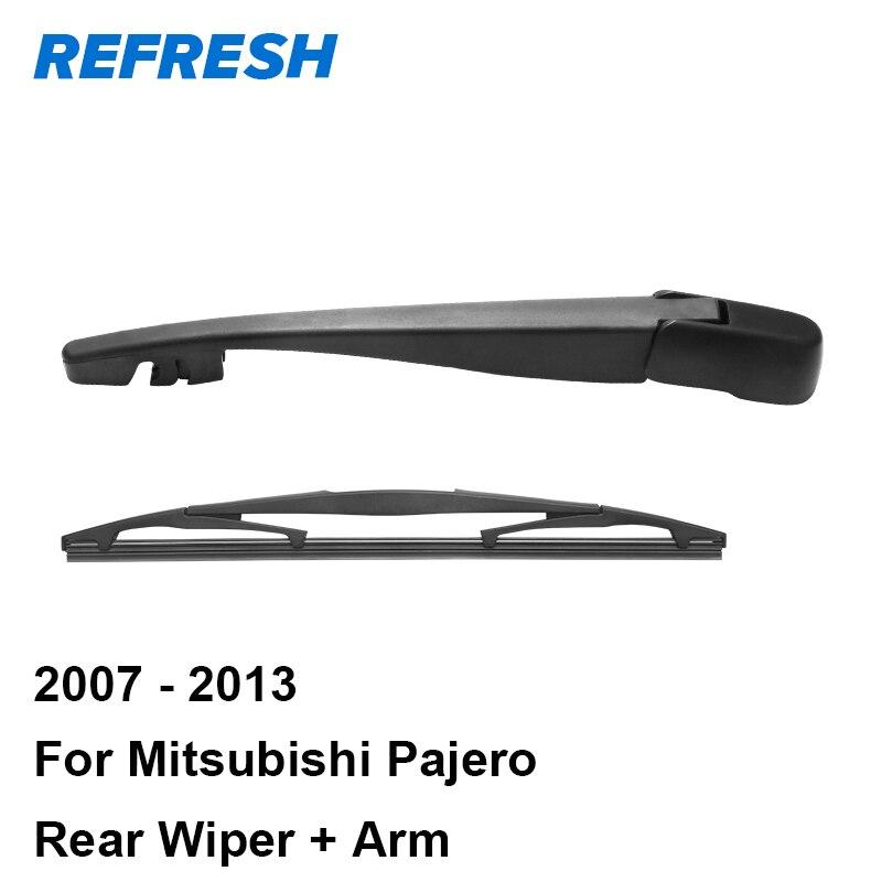 REFRESH Rear Wiper Arm & Blade For Mitsubishi Pajero 2007