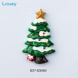 Image 5 - Kerstboom Nieuwe Jaar geschenk woondecoratie accessoires magnetische koelkast bericht sticker Keuken muur decor Magneten