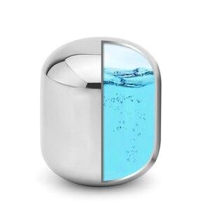 Image 5 - ใหม่ Youpin วงกลม Joy ICE CUBE 304 สแตนเลสล้างทำความสะอาดได้ระยะยาวใช้ ICE Maker สำหรับ Corks ไวน์ผลไม้น้ำ