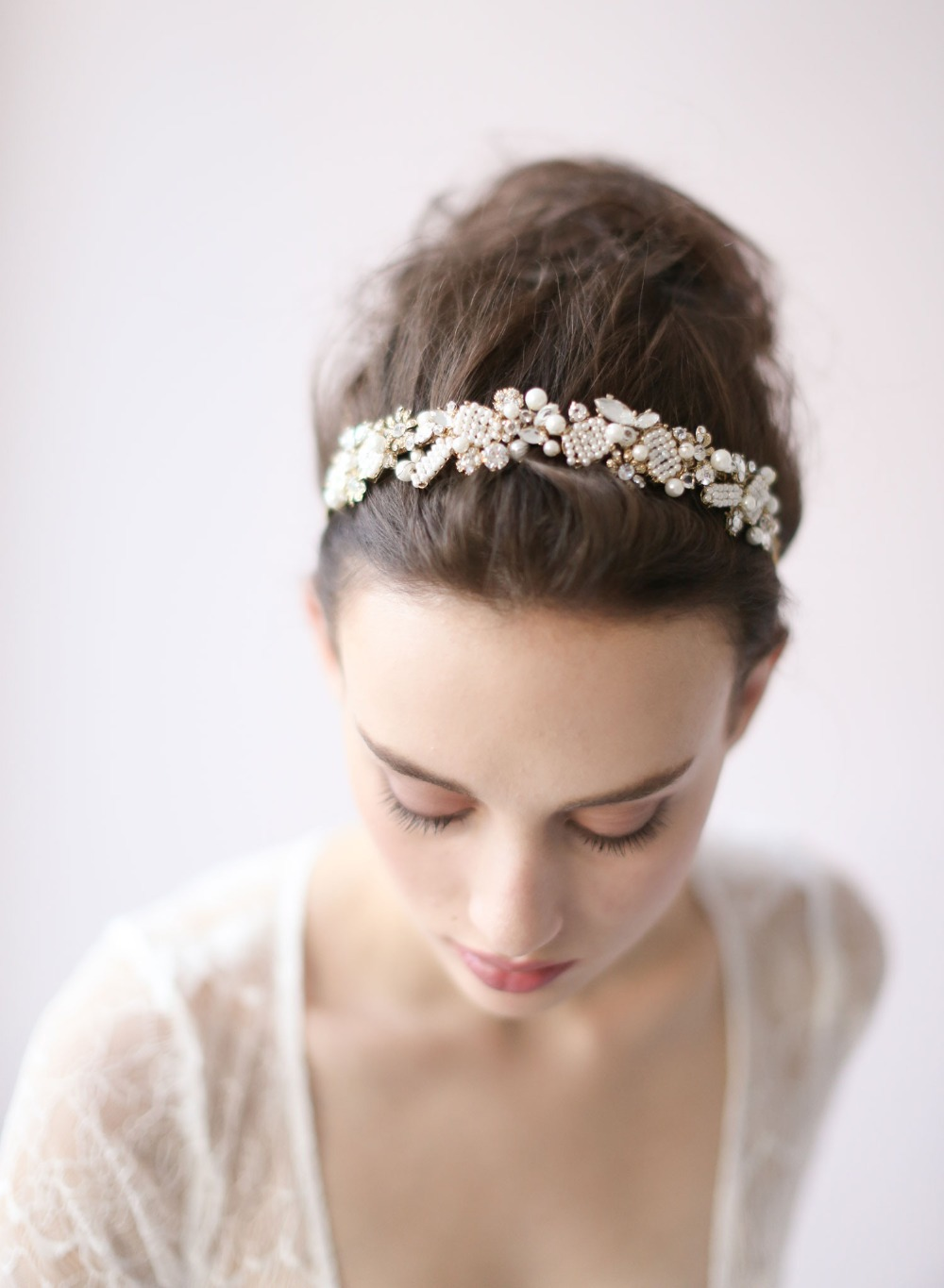 Hair accessories wedding cheap - Online Get Cheap Wedding Prom Hair Piece Accessories Aliexpress