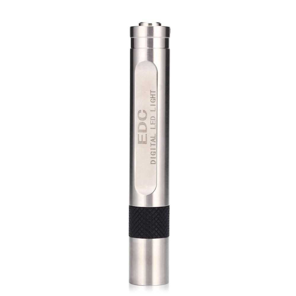 Stainless steel flashlight (3)
