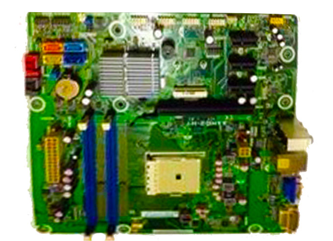ФОТО High quality Motherboard for AAHD2-HY 687578-001 683059-001 socket FM1 DDR3 A55 work perfe 100% tested perfect quality