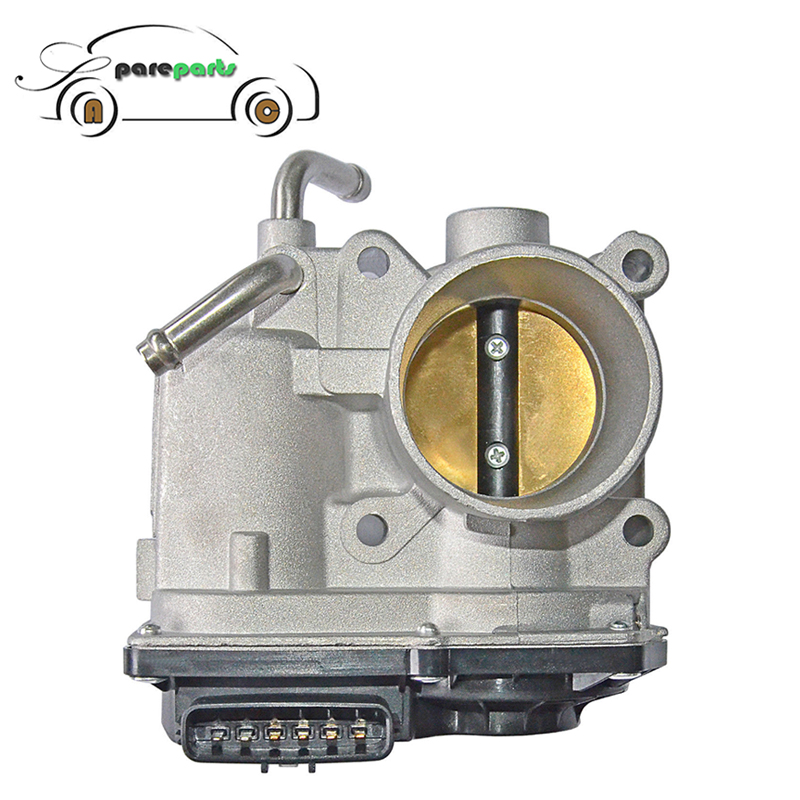 LETSBUY 678008 2203021030 New Throttle Body High Quality Assembly For 2006 2015 Toyota Yaris 22030 0M010 22030 21030 220300M010