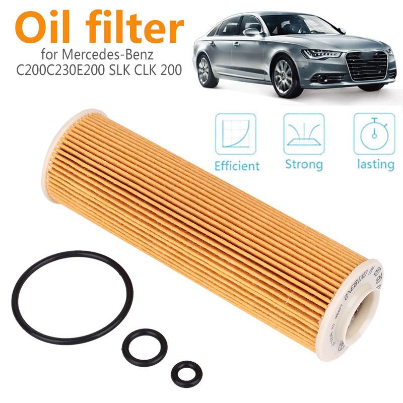 Воздушный фильтр A2711840525 прочный автомобильный фильтр гоночный моторный масляный фильтр экологичный автомобиль для BENZ C200C230E200 SLK CLK 200