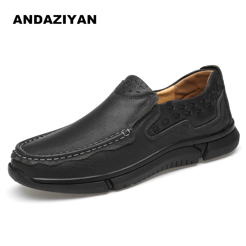 Negocios Suave Los Hombres Del Negro De Ligero Casuales Fondo Pie Zapatos qwYxB0tC