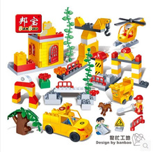 Model Compatible with Lego BB9672 111Pcs Models Building Kits Blocks Toys Hobby Hobbies For Boys Girls