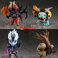 4pcs/lot WOW Anime Dota 2 Figure PVC Dota2 Action Figure Model Toys Deluxe Brinquedos,Kids Toy