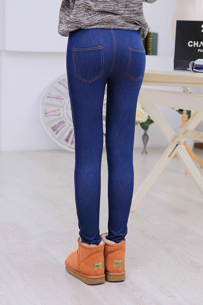 Jeans Leggings for Women - Blue or Black - One Size Fits Alll - image HTB1D5PESFXXXXbUXVXXq6xXFXXXM on https://awesomeleggingstore.com