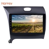 Harfey 2Din Android 6.0/7.1/8.1 9GPS Car Radio For 2013 2014 2015 2016 KIA K3 Multimedia Player Touchscreen Head Unit Wifi