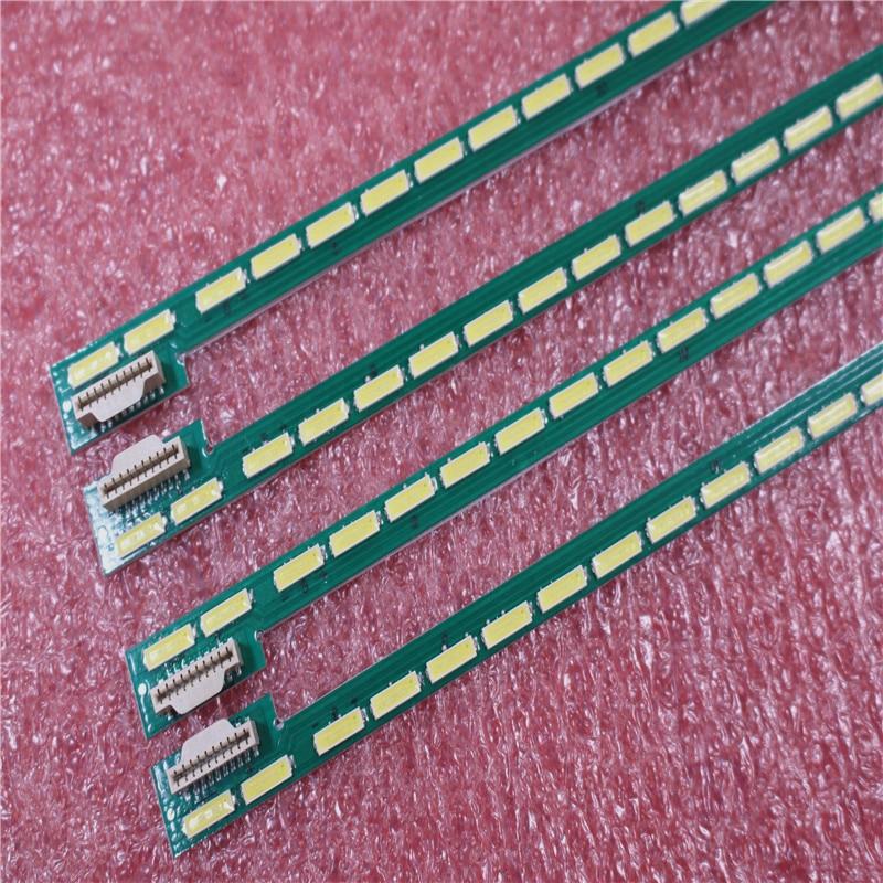 New Kit 10PCS 75LED 605mm LED Strip For 55PFL6008K 55LA6800 55LA691V 6922L-0069A 55 V13 ART TV R L 6920L-0001C