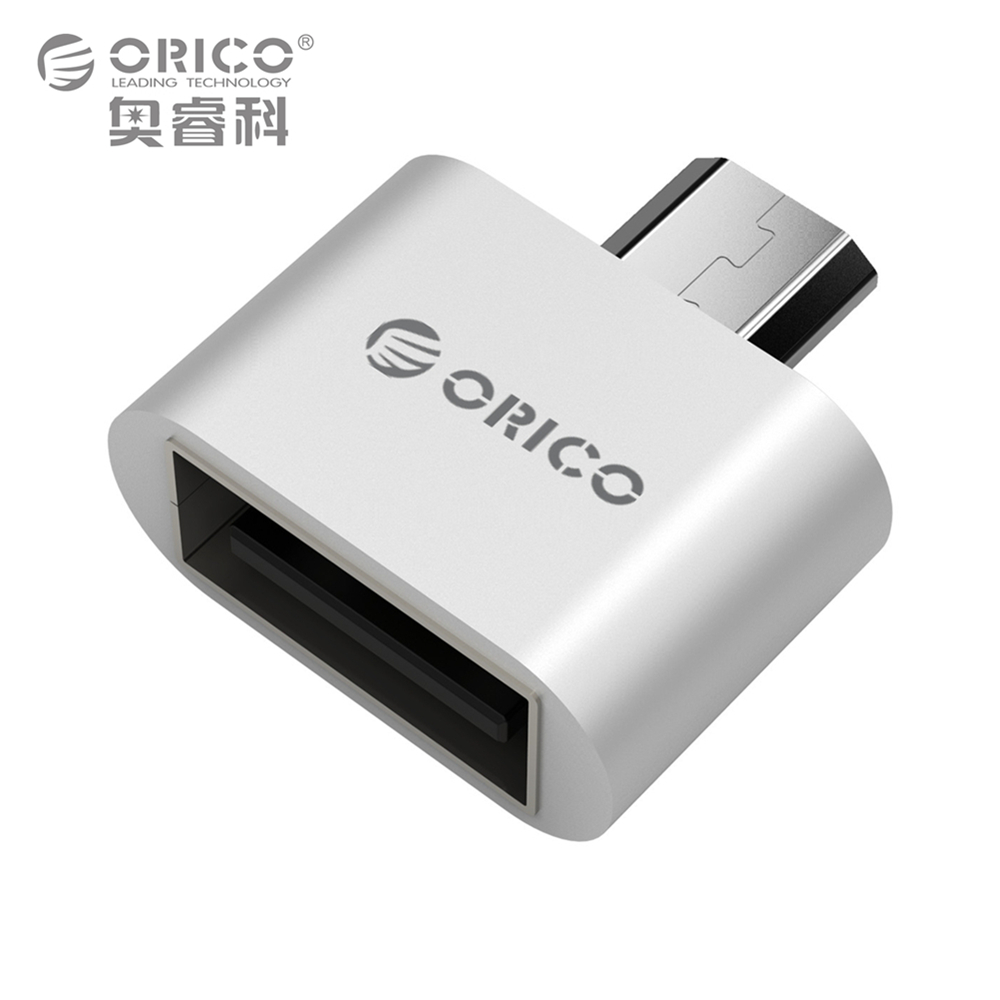 ORICO Mini Micro Usb Otg Cable To USB OTG Adapter For Samsung HTC Xiaomi MEIZU Sony LG Android OTG Card Reader Usb OTG Adapter