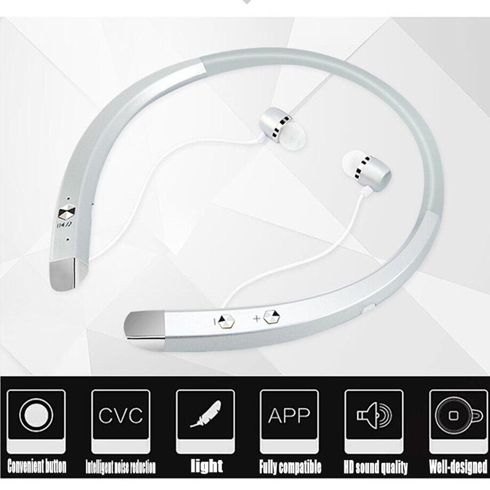 OGV2018 Kufje Bluetooth 4.1 Kufje Kufje Stereo Wireless Aptx - Audio dhe video portative - Foto 4