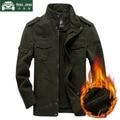 HTB1D5RMV9zqK1RjSZFjq6zlCFXaF New Plus Size 7XL 8XL Autumn Military Jacket Men Cotton Brand Outwear Multi-pocket Mens Jackets Long Coat Male Chaqueta Hombre