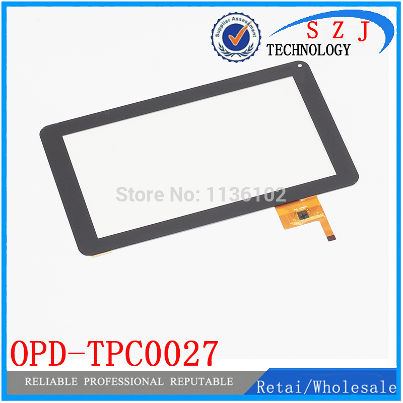New 9'' inch For Allwinner A13 A10 Tablet Capacitive Touch Screen panel Digitizer OPD-TPC0027 Free shipping панель для планшета 9 9 allwinner a13 q9 tablet pc tablet touch panel