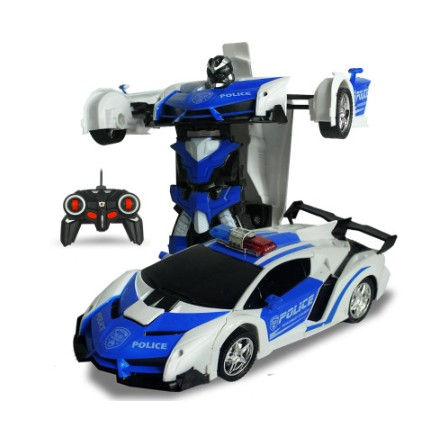 RC 2 in 1 Transformer Car 4