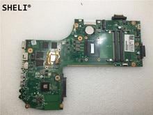 Шели для Toshiba L70-B Материнская плата ноутбука I7-4710HQ процессор V000359010 AR10SQG-6050A2640401-MB-A01